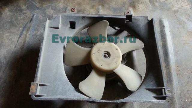 Вентилятор радиатора для Мазда Кседос
