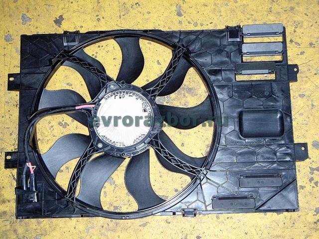 Вентилятор охлаждения на фольксваген транспортер т5 транспортер т4 длина