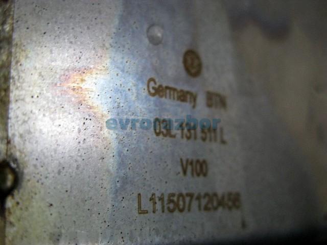 03L131511L Охладитель EGR для Фольксваген Амарок